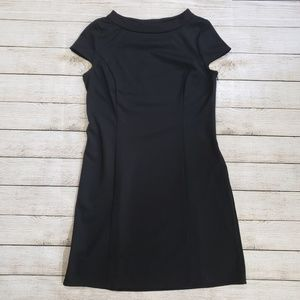 Ann Taylor Loft Black Dress 6 Petite